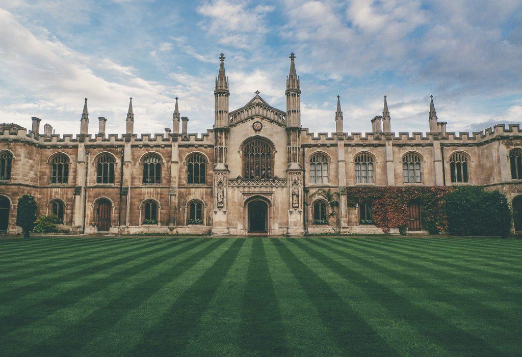 劍橋大學 University of Cambridge